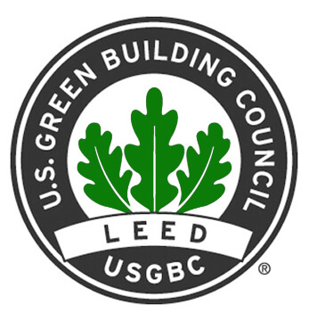 United States Green Building Council LEED Logo