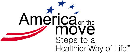 America on the Move logo