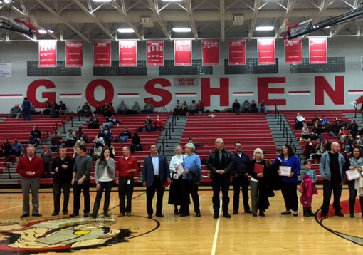 Goshen Appreciation Night