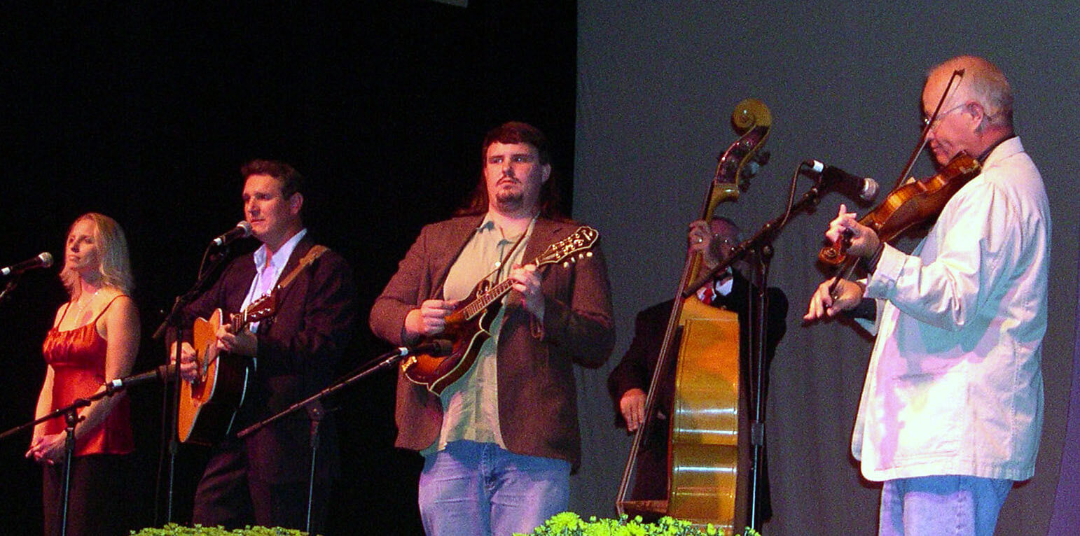 One Iota in IBMA Nashville in 2006