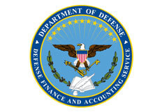 Defense Finance and Accounting Services Logo