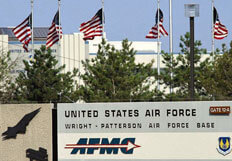 Wright-Patterson Air Force Base (APAFB) AFMC