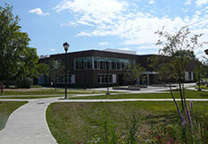 Earlham College: Visual and Performing Arts Center