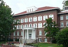 Ohio University - Ellis Hall