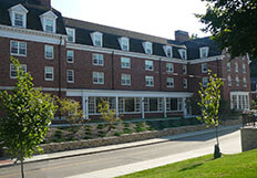 Ohio University - Jefferson Hall