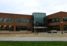 Kent State University  - College of Aeronautics and Engineering Building
