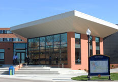 Kent State University  - Olson Hall