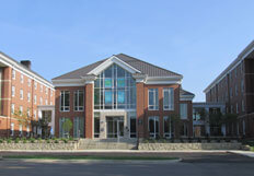Ohio University Housing Development Phase I Living-Learning Center